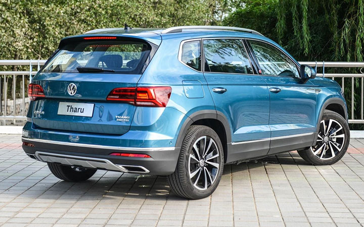 Новый Volkswagen Taru 2019-2020
