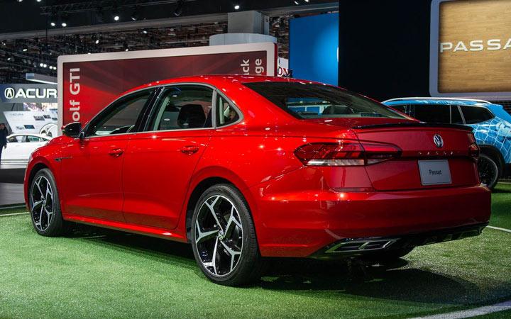 Новый Volkswagen Passat 2019-2020