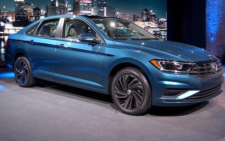 Экстерьер Volkswagen Jetta 2019-2020