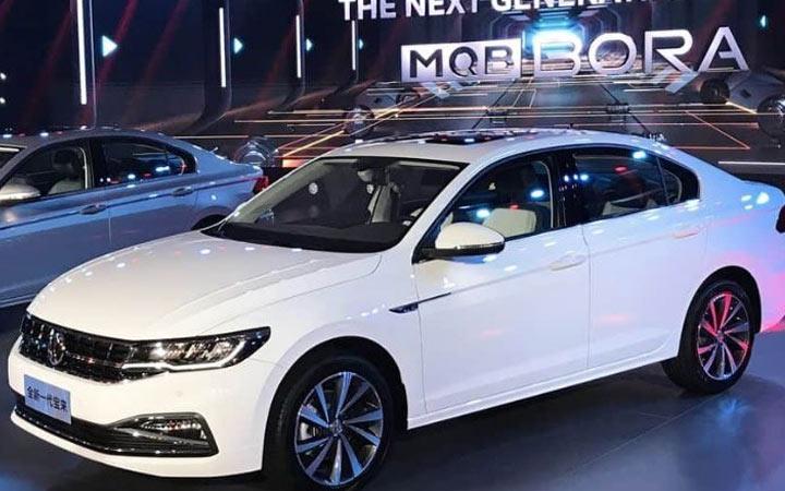 Экстерьер Volkswagen Bora 2019-2020