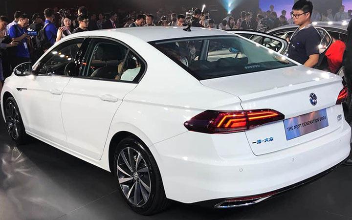 Новый Volkswagen Bora 2019-2020