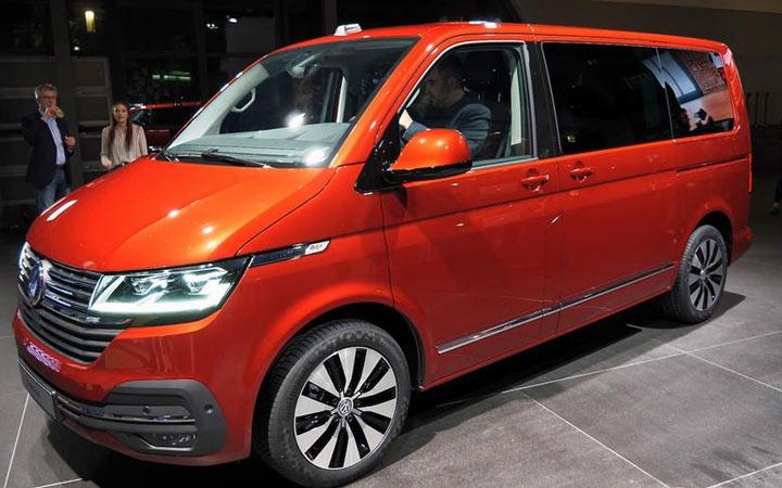 Экстерьер Volkswagen Multivan T6.1 2019-2020