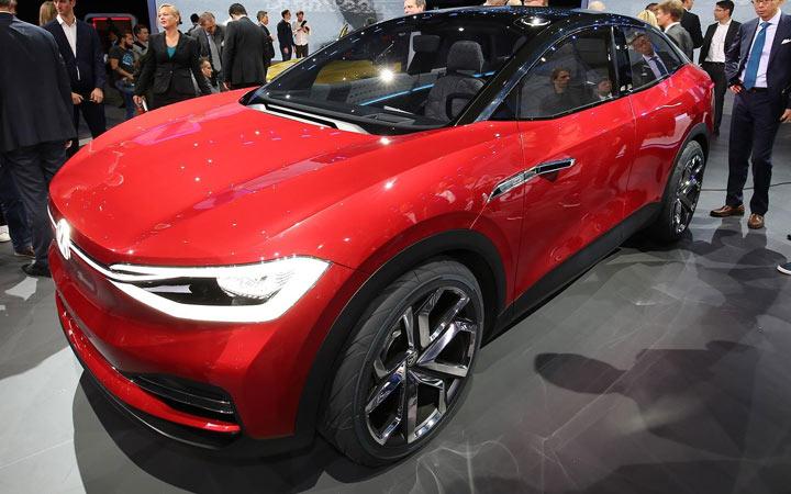 Экстерьер Volkswagen I.D. Crozz 2019-2020