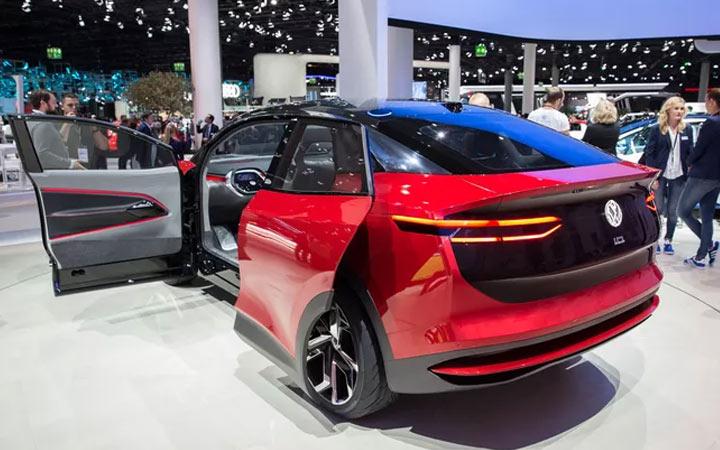 Новый Volkswagen I.D. Crozz 2019-2020