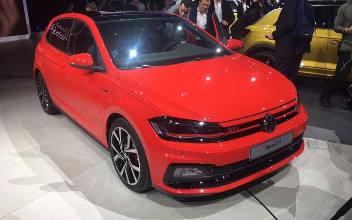 Экстерьер Volkswagen Polo 2019-2020