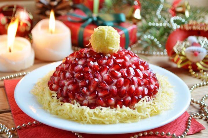 Салат Красная шапочка