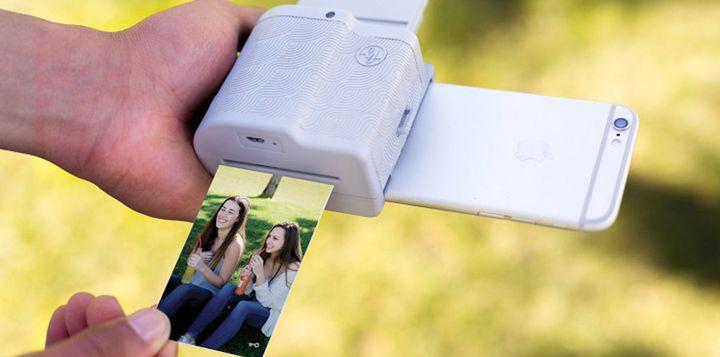 Компактный принтер для печати фотографий