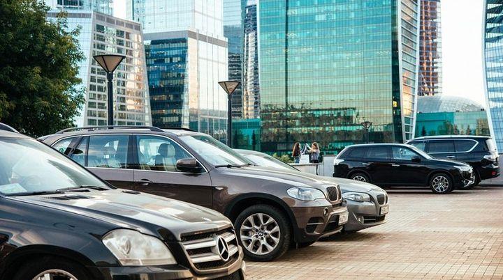 Паркинг в Москве