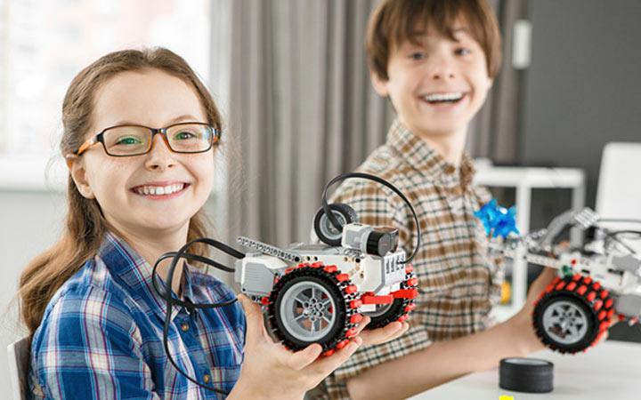 Робототехника вместо трудов в 5 классе