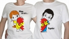 Парная футболка - подарок на 2020 год