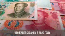 Что будет с юанем в 2020 году