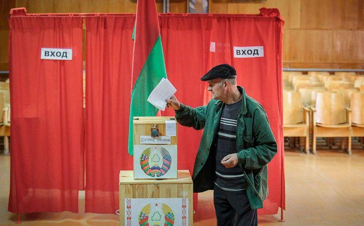 Выборы в Беларуссии