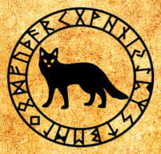Лиса - тотем Славянского гороскопа
