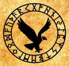 Орел - тотем Славянского гороскопа