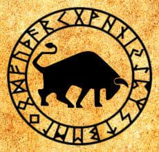 Бык - тотем Славянского гороскопа