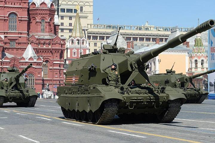 Как увидеть военную технику в Москве на 9 мая в 2020 году