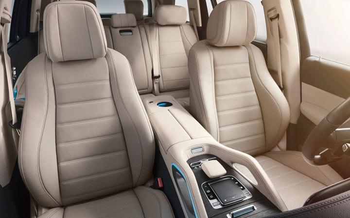 Салон Mercedes GLS 2020