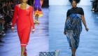 Мода для полных женщин на 2019-2020 год