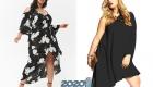 Модная асимметрия plus size 2019-2020