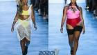 Пляжная мода plus size
