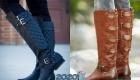 Модные сапоги зима 2019-2020 фото, лучшие модели