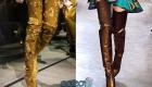 Модные ботфорты сезона осень-зима 2019-2020
