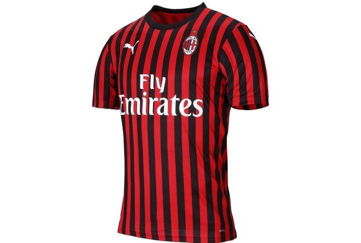 Новая домашняя форма Милана на 2019-2020 год