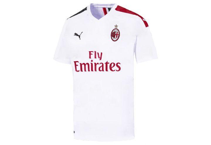 Гостевая форма ФК Милан на сезон 2019-2020 года