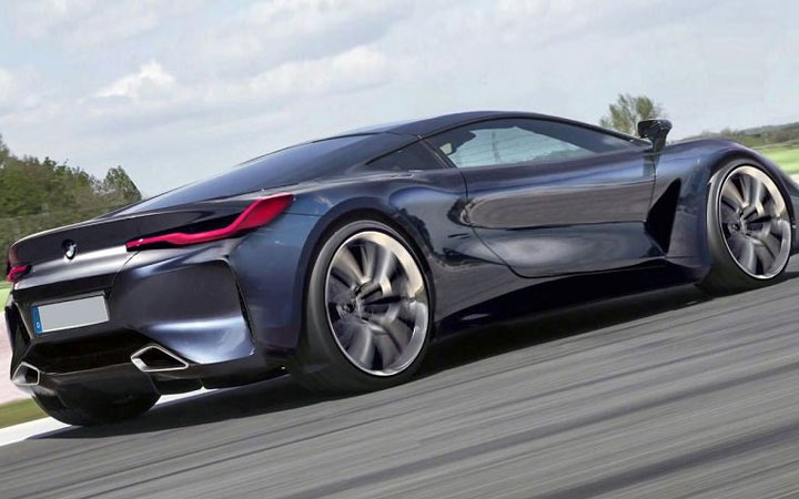 BMW M10 2020 года