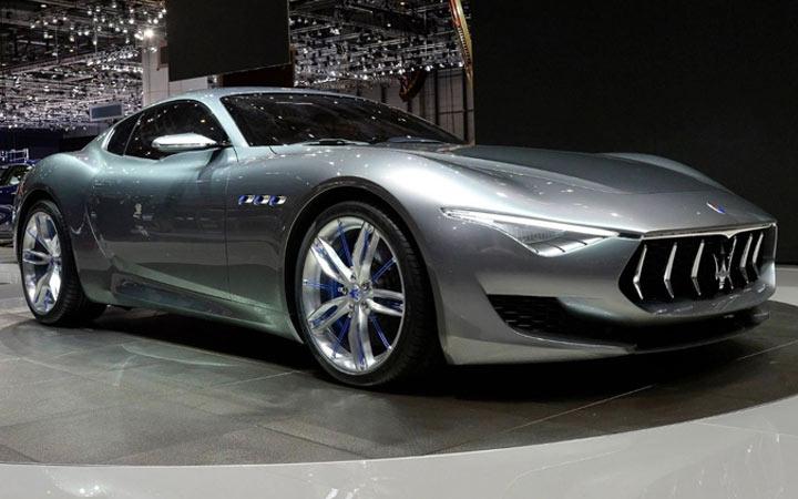 Maserati Alfieri 2020 года