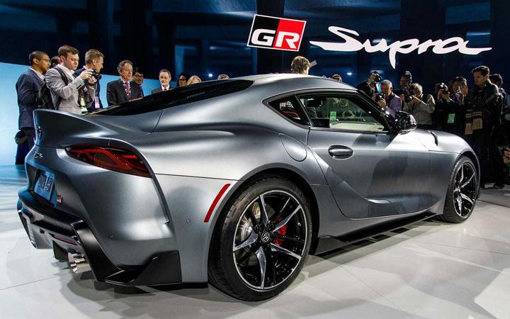 Новые автомобили 2020 года Toyota Supra