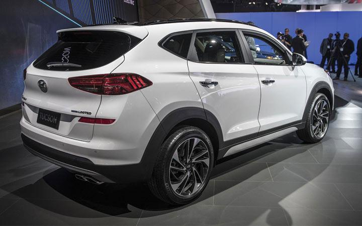 Hyundai Tucson и другие новинки 2020 года