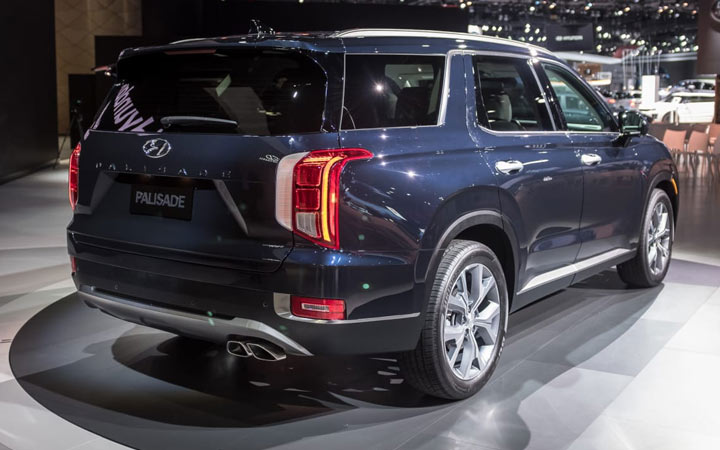 Hyundai Palisade и другие новинки 2020 года