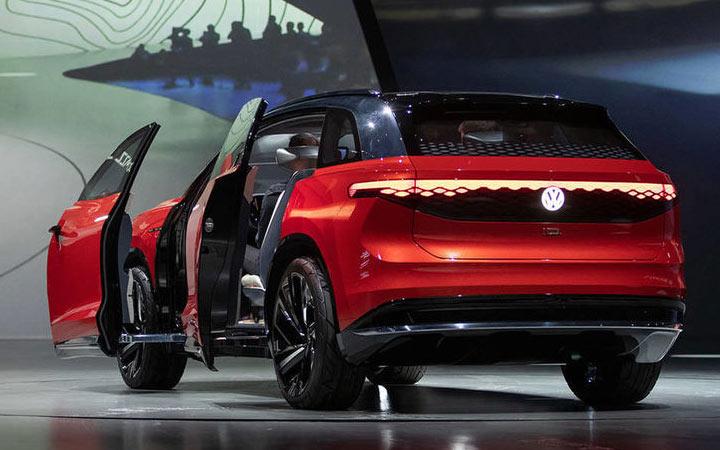 Новые автомобили 2020 года Volkswagen ID.3