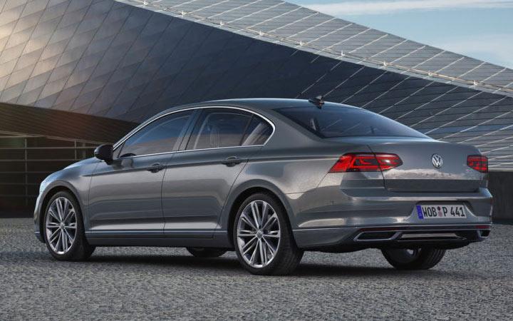 Новые автомобили 2020 года Passat B8