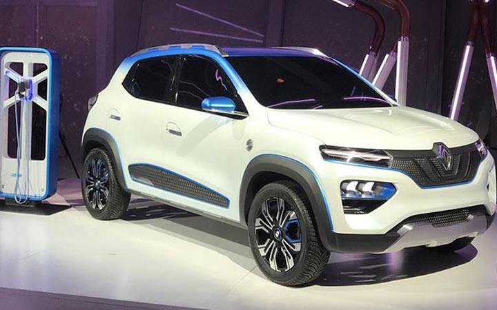 Renault Kwid 2020 года