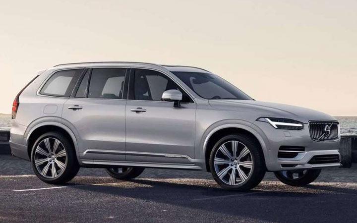 Новинки авто 2020 года Volvo XC90