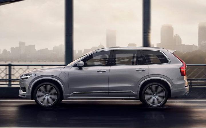 Volvo XC90 2020 и другие новинки