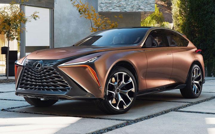 Lexus LQ 2020