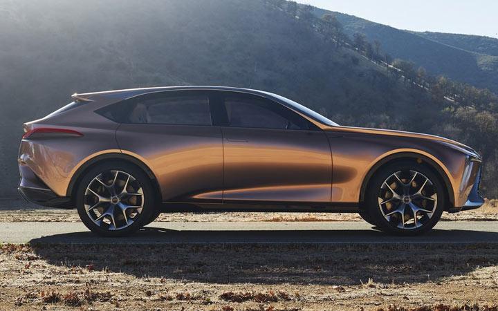 Новинки авто 2020 года Lexus LQ
