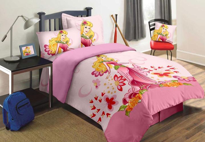 Красивое постельное белье - подарок для девочки на Новый Год 2020
