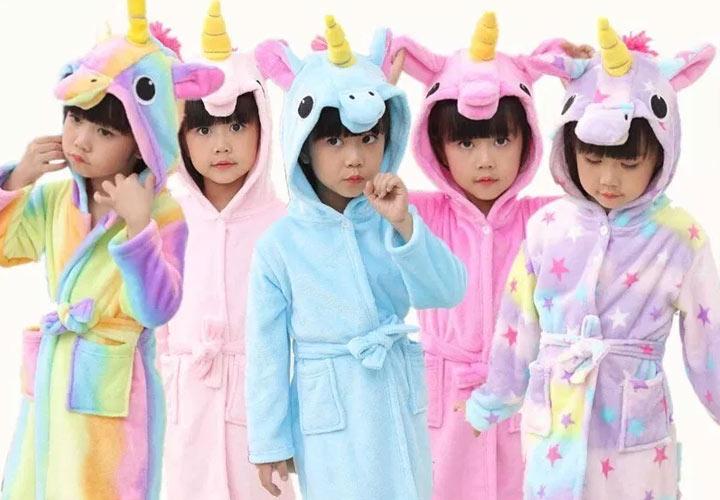 Халат кингуруми - новогодний подарок 2020 для девочки