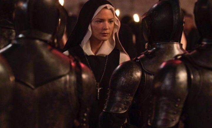 Кадры из фильма Святая дева 2020 года