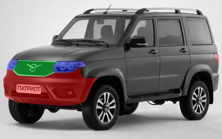 Каким будет новый УАЗ Прадо 2020