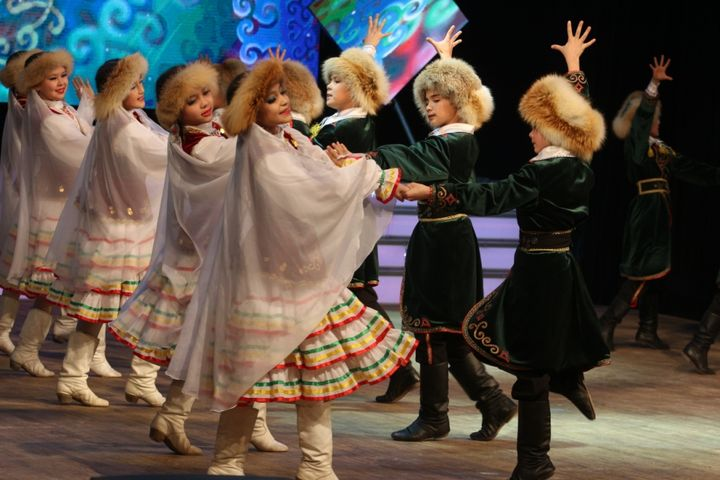 Народные коллективы Башкоторстана