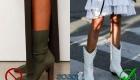 Модные сапоги сезона осень-зима 2019-2020