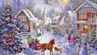 Рождество 2020 картинки, открытки, раскраски