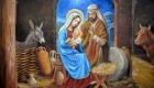 Сцена рождение Христа картинка