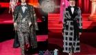 Принты коллекции Dolce & Gabbana осень-зима 2019-2020