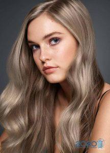 Модный пепельный оттенок волос в 2020 году